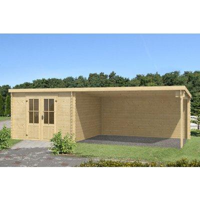Förråd Sandy - 19,5 m²