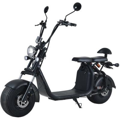 Elscooter Citycoco - 1000W EEC