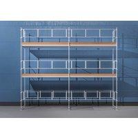 Byggnadsställning Ram 6x6 m - Stål