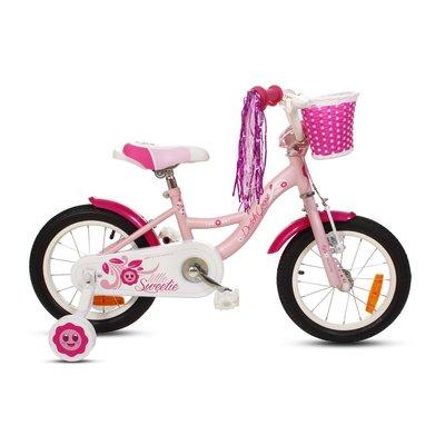"""Cykel D\\\'Goose 14\\\"""" - Sweetie - rosa"""