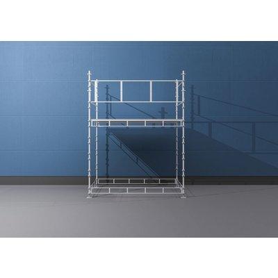 Byggställning Modul - 3x4 m - Stål