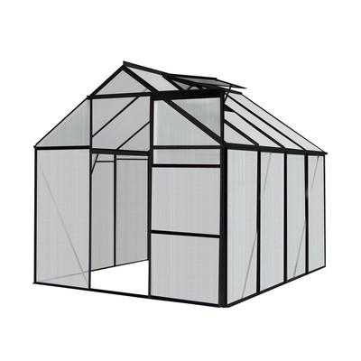 Växthus Walk-in - 4,8 m²