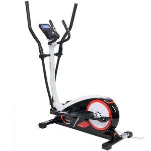 Crosstrainer - Magnetisk (H8602i) röd & svart