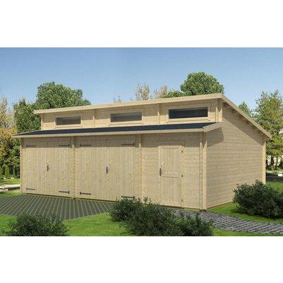 Dubbelgarage Elvira - 40,5 m²