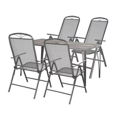 Matgrupp Navassa - 4 stolar