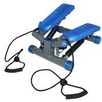 Stepmaskin - Med träningsband & träningsdator (blå S3032)