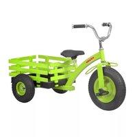 Trehjuling - grön