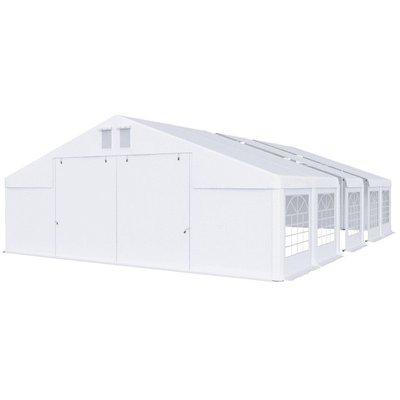 Partytält i PVC - 8 x 20 m