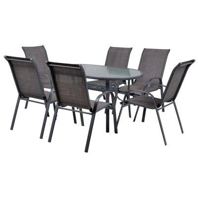 Matgrupp Åsa - 6 stolar