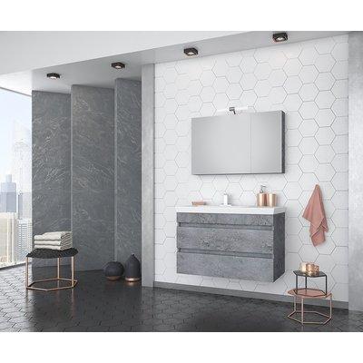 Möbelpaket Luxus 85 granit
