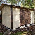 Garageport 10 °C - Tät (utan glas)