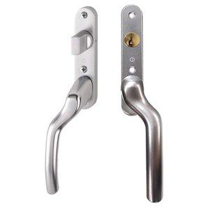 Handtagspaket fönsterdörr trä/aluminium - Cylinder / vred