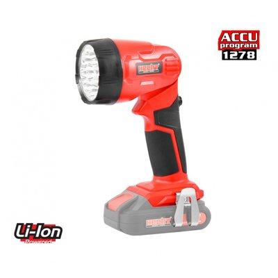 Batteridriven arbetslampa - Accu Program 1278