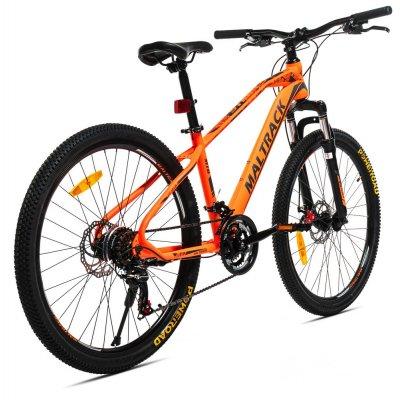 "Mountainbike Stripes 26\\\"" - Orange/Grå"